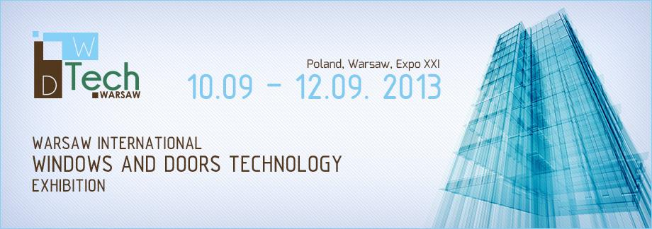 Idencom na targach Windows and Doors w Warszawie 2013
