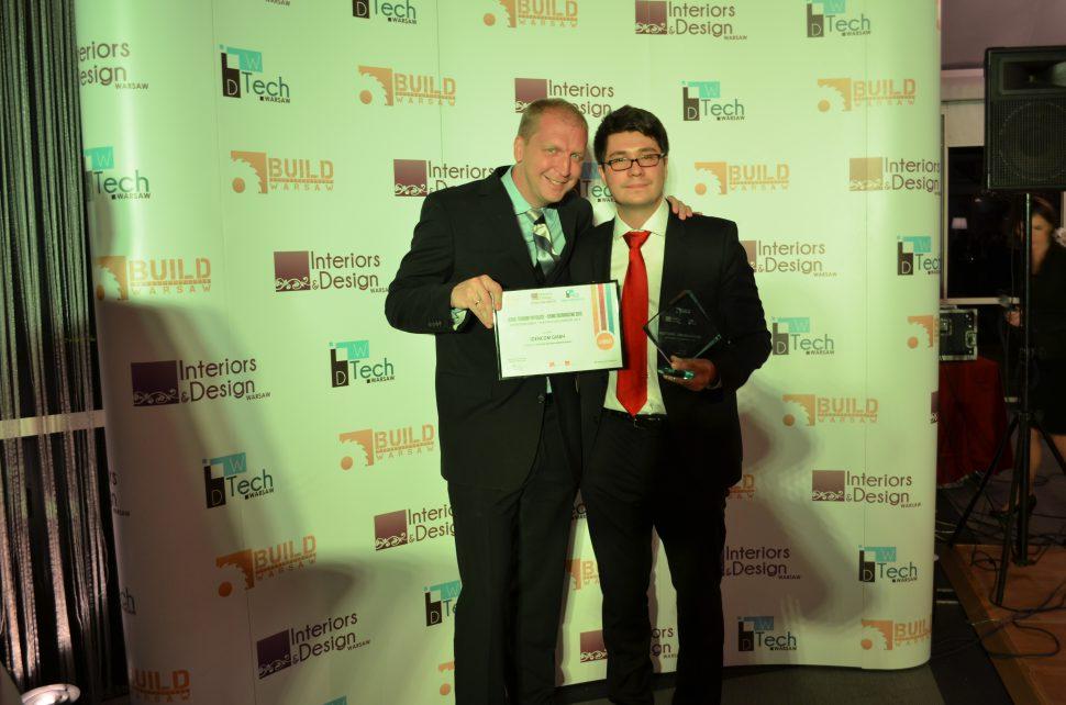 Nagroda WindowsDoors Warszawa 2013