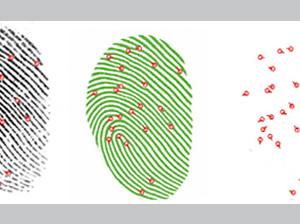 Czytnik linii papilarnych BioKey wyklucza możliwość skopiowania odcisków palca