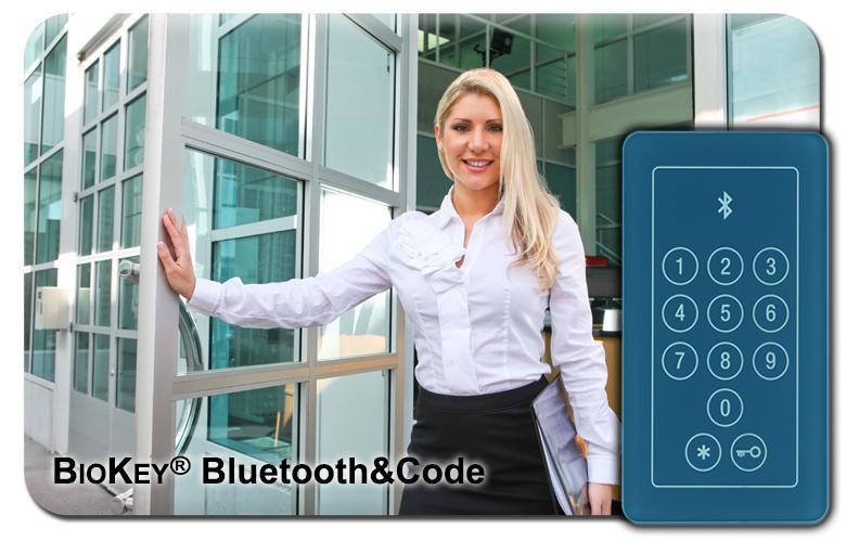 Drzwi na kod Otwieranie drzwi telefonem komórkowym