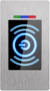RFID na brelok karty czytnik