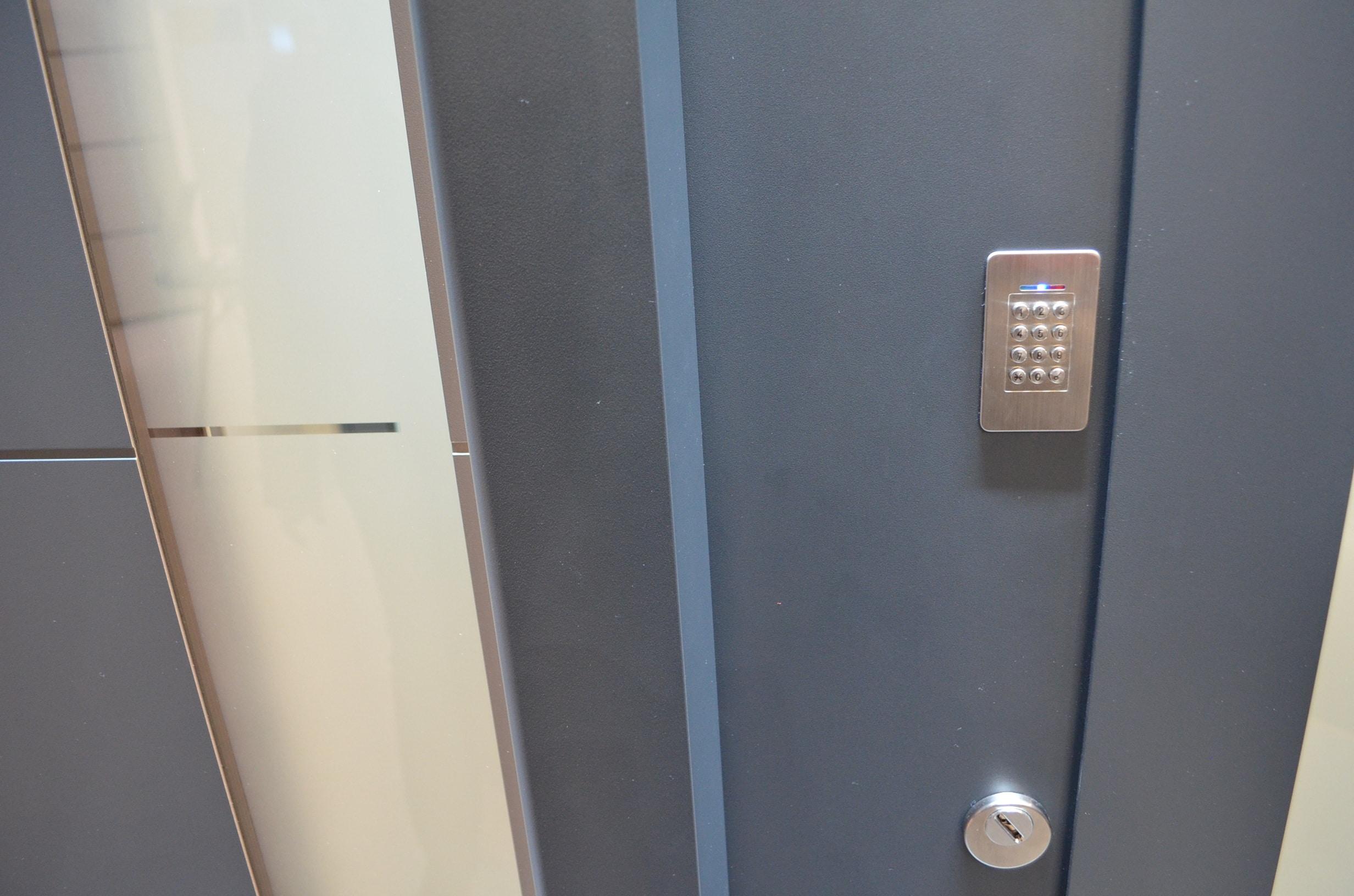 Klawiatura z kodem for Door to gate kontakt